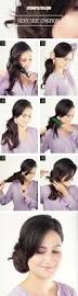 100 simple hairstyles you can do yourself best 10 easy bun
