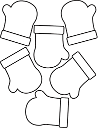 mittens php image photo album mitten coloring pages