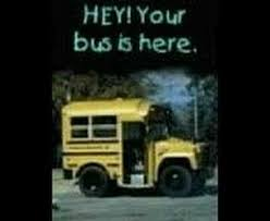 Short Bus Meme - your bus is here youtube