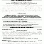 Marketing Executive Resume Sample by Resume Examples Templates Sample Resume Senior Sales Marketing