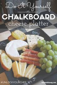 chalkboard cheese plate do it yourself chalkboard cheese plate for a in