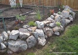 River Rock Garden Bed River Rock Garden Raised Beds For Gallery Bed Images Of