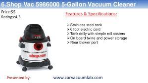 Price Of Vaccum Cleaner Top 8 Best Car Vacuum Cleaners 2016