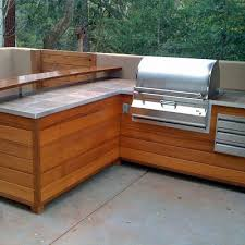 Simple Outdoor Kitchens And Patios Outdoor Kitchen Inspiration - Simple outdoor kitchen