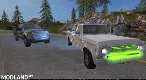 Ford Ranger Truck Mods - ford ranger zombie mod farming simulator 17