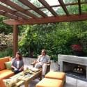 Transparent Patio Roof Stylish Patio Homes Dallas As Encouragement And Recommendations