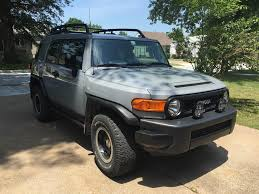 ultra rare 2013 trail teams 6 speed manual toyota fj cruiser forum