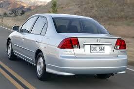 honda civic 2005 ex 2005 honda civic hybrid overview cars com