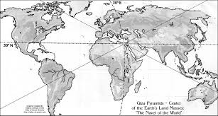 Egypt On A World Map by Pyramids An Ancient Global Symbol Blueprint Of The Gods