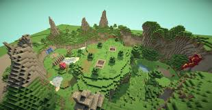America Minecraft Map by Minecraft Paintball The Original Custom U0026 Cod Maps In Game