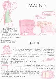 image de recette de cuisine recette de cuisine lasagnes ssosodef