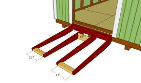 How To Build A Detached Garage Howtospecialist How To by How To Build A Shed Ramp Howtospecialist How To Build Step By