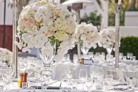 centerpieces for wedding reception hydrangea wedding centerpieces mywedding
