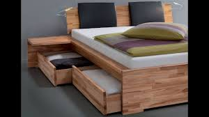 beds with storage underneath youtube