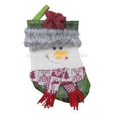 classic christmas stockings cute santa u0027s toys stockings plush 3d