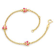 childrens gold necklace boys bracelets for children the best bracelet 2017