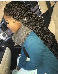 what kind hair use boxbraids 125 trendiest box braids hairstyles this year reachel