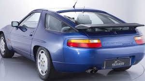 1989 porsche 928 porsche 928 s4 automatic hexagon modern classics youtube