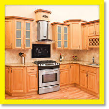 Wood Kitchen Cabinets Goodfurniturenet - Kitchen cabinets wooden