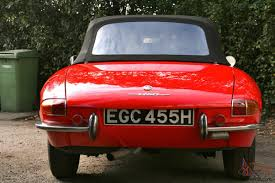 alfa romeo classic for sale alfa romeo spider 1750 duetto rhd