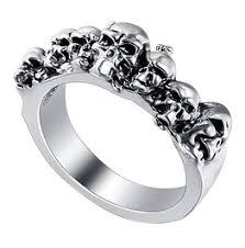 white rock rings images Shop punk rock rings at rebelsmarket jpg