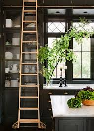 Bookcase Ladder Hardware Aim High What To Know About Adding A Library Ladder