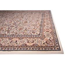 Home Depot Rug Pad Home Dynamix Super Kashan Ivory 2 Ft 2 In X Your Choice Length