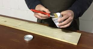 wax for wood table protecting and maintaining reclaimed barn wood