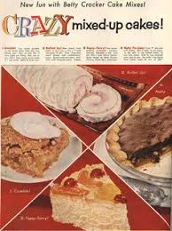 recipe advertisements fillings and frostings recipes from