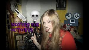 horror u0026 halloween movies for october vlogtober 2017 youtube