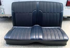 1968 Firebird Interior 1968 1969 Firebird Deluxe Interior Rear Seat Assembly Original