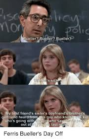 Ferris Bueller Meme - 25 best memes about ferris bueller day off ferris bueller day