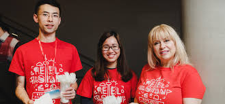 Reel Asian Volunteer Opportunities  Reel Asian International Film