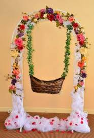 Decoration Ideas For Naming Ceremony Baby Cradle Event For Aqiqah Naming Ceremony Decoration