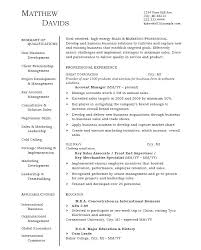 sample resume for mba marketing experience mba marketing resume sample amazing mba marketing resume sample