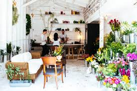 san francisco florist a fearless forager opens a flower shop in sf flower shops