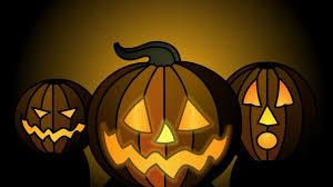 halloween artwork pumpkins wallpaper 123201