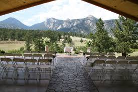 affordable wedding venues in colorado black inn venue estes park co weddingwire