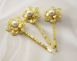 bridal bobby pins etsy