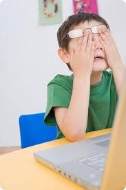 Kid On Computer Meme - frustrated kid at computer meme generator