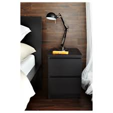 Black Brown Bedroom Furniture Bedroom Awesome Malm Nightstand For Bedroom Furniture Ideas