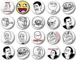 Meme Faces Names - rage faces names