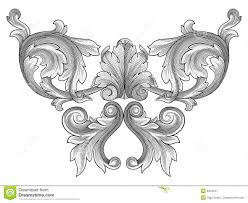floral ornament vector stock vector image of design corner 8379547