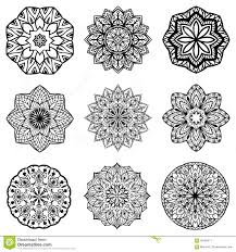 vector ethnic ornaments stock vector image 58786611