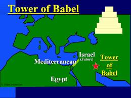 Map Of Babylon Old Testament Maps Ebibleteacher