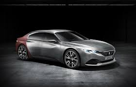 peugeot luxury car 2016 opel astra peugeot exalt concept ferrari ff coupe car news