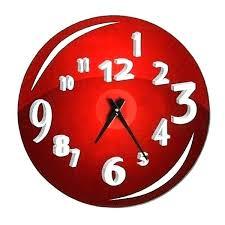 pendule originale pour cuisine horloge de cuisine originale horloge cuisine design horloge