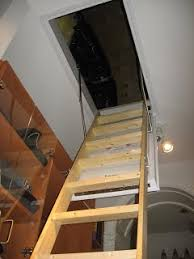 attic ladders insulated and gasketed pull down stairs phillip