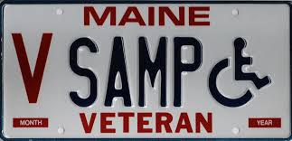 Maine Vanity License Plates Maine Secretary Of State Kids Maine Government License Plates