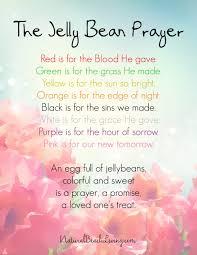 sweet jelly bean crafts bracelet for easter free prayer printable
